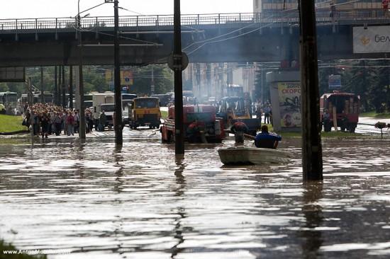 431 550x366 Стихия. Наводнение