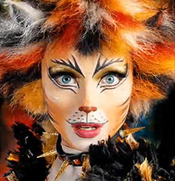 cats musical3 Джиллиан Линн и ее проблемы с обучаемостью
