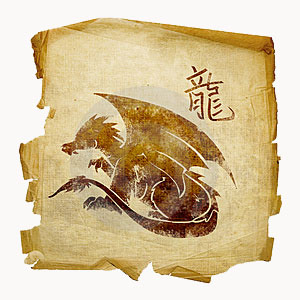 drakon Восточный гороскоп. Дракон