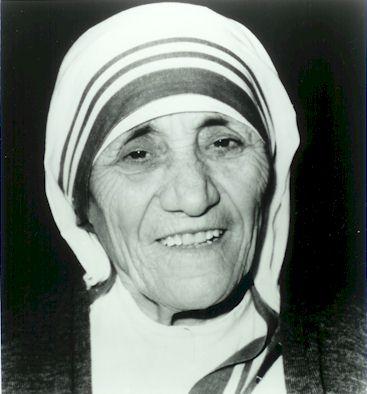 Mat Tereza Молитва Матери Терезы