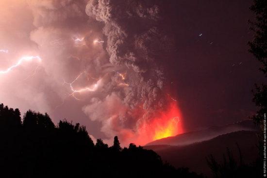 32 550x366 Чилийский вулкан Пуйеуэ