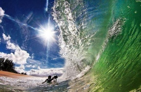 51 550x361 Потрясающие фотографии волн от Nick Selway и CJ Kale.