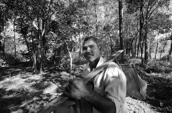 58 Джадав Пайенг   посвятил свою жизнь выращиванию леса