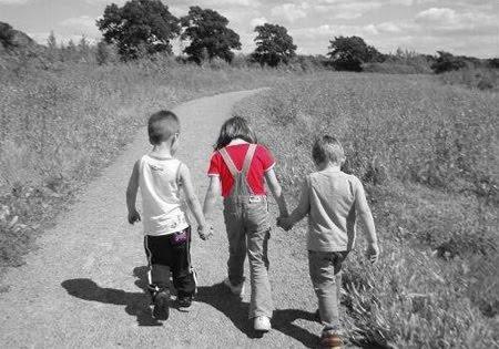 friends О тех, кто не бросает своих друзей...