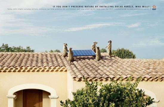 08 EDF Экологическая социальная реклама об энергосбережении