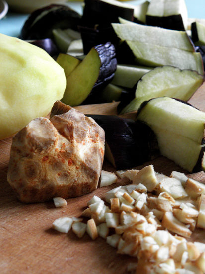 0 77363 fcd2146b XL 413x550 Овощи с картофелем запеченные