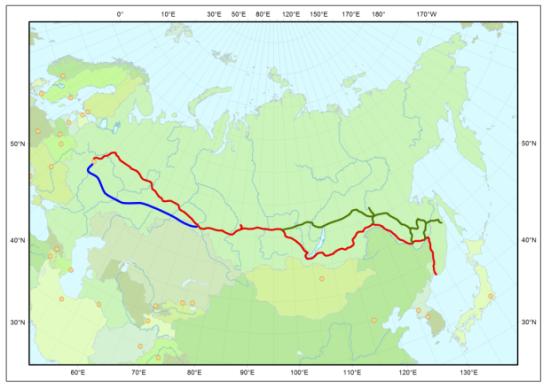1 620x438 550x388 Примечательные места России