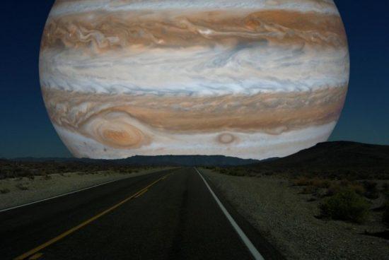 DZhyBeLXb9I 550x368 Как бы выглядели другие планеты