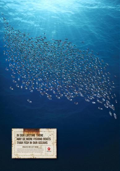 ads 6 14 endangered wildlife trust 388x550 Экологическая социальная реклама