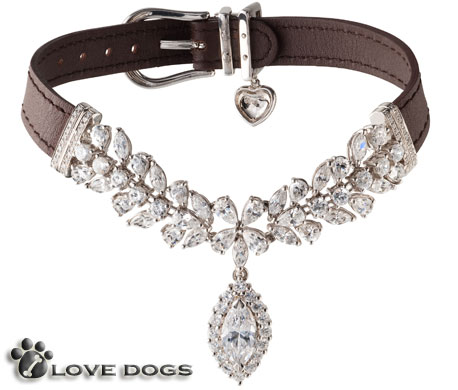 diamond dog collar 2 А в Африке дети голодают!