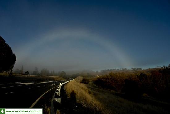 fog bow 1 Туманная радуга