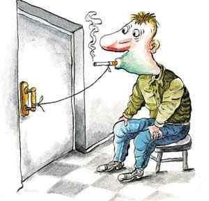 information items 2491 Когда лучше бросать курить?