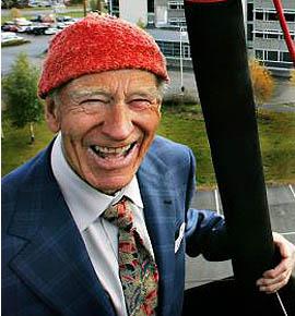 olav thon pic2 Улав Тун (Olav Thon) — 90 летний норвежский миллиардер