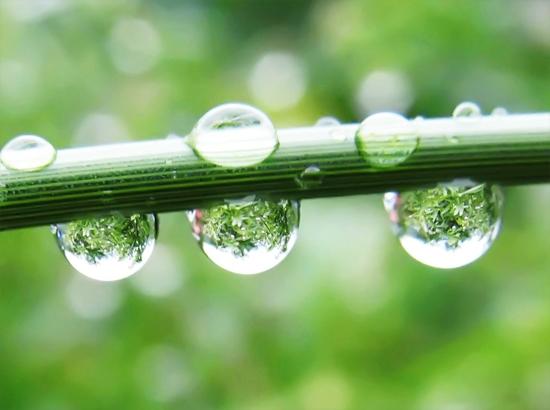 water drops Берегите воду!