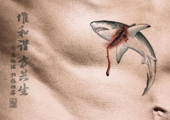 wwf part8 03 Плакаты от WWF   природа нуждается в рекламе