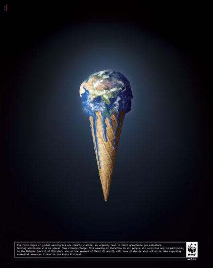 wwf 05 438x550 Плакаты от WWF   природа требует рекламы