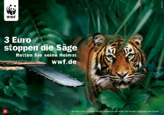 wwf 09 Экологическая социальная реклама