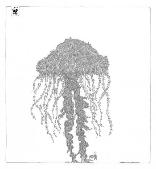 wwf 11 1 4 Реклама от WWF по сохранению лесов