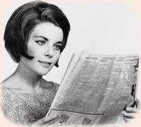 1960s big hair Школа, форма, жизнь в СССР...