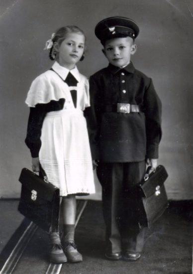 252 388x550 Школа, форма, жизнь в СССР...