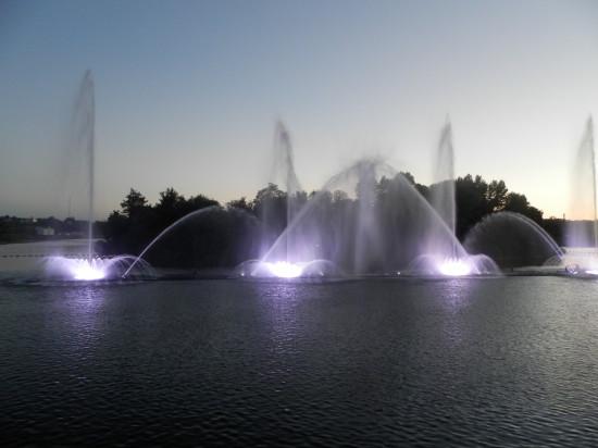 P6102178 550x412 Винницкий фонтан Рошен