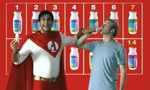 actimel Реклама