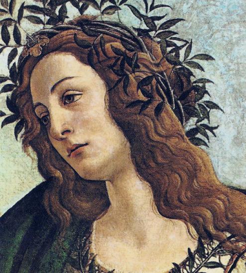 botticelli09 494x550  БОГИНИ В КАЖДОЙ ЖЕНЩИНЕ (продолжение 3)