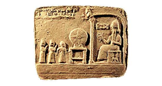 history1shumerian 550x293 История астрологии