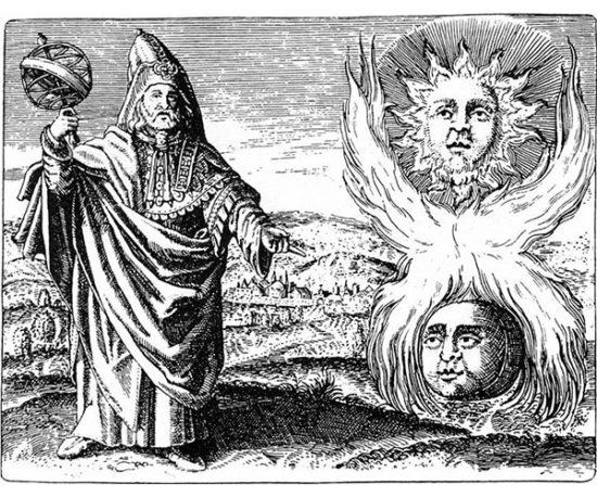 history3trismegistos 550x458 История астрологии