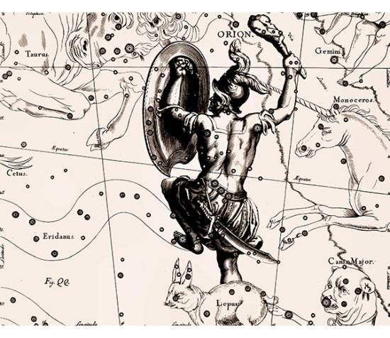 history7orion 550x476 История астрологии