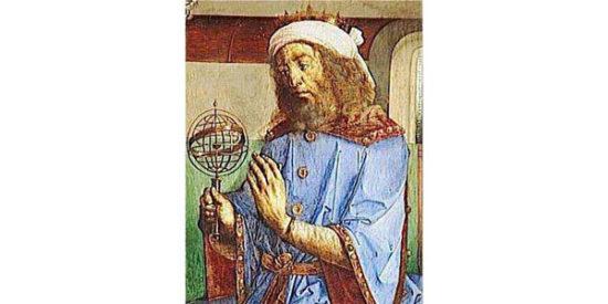 history8ptolemey 550x275 История астрологии