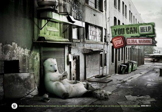 wwf 18 1 550x379 Плакаты от WWF   природа нуждается в рекламе