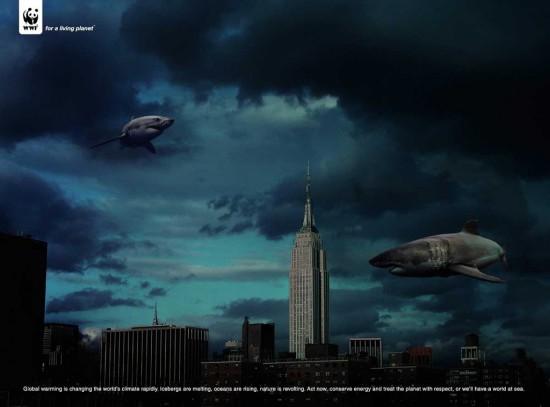 wwf 19 550x407 Плакаты от WWF   природа нуждается в рекламе