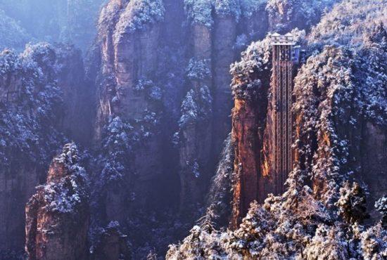 0211 550x370 Национальный парк Чжанцзяцзе, Китай