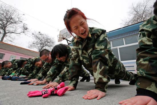 1404314064 ryeresrrs5 550x368 Компьютерная зависимость и её лечение в Китае