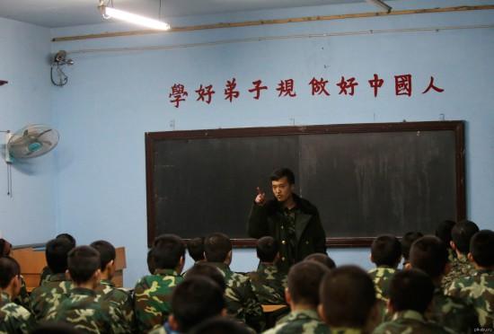 1404320418 772199827 550x372 Компьютерная зависимость и её лечение в Китае