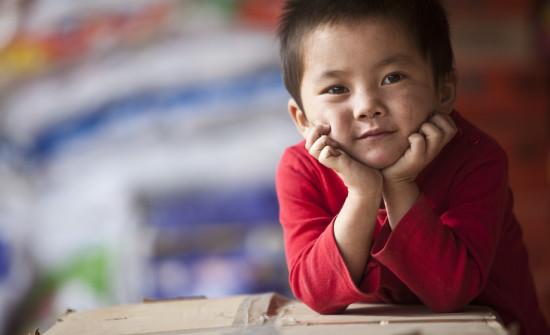 750 1tibetan child 550x335 Тибетский взгляд на воспитание детей