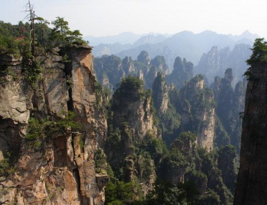767abd6ecb0b4728a2e2fdf8704fd04b IMG 6350 550x421 Национальный парк Чжанцзяцзе, Китай