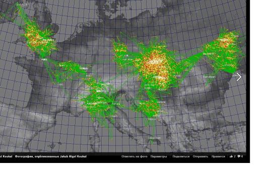 Foto 5Evropejsaya meteornaya organizatsiya EDMOND 550x343 Август   месяц ливней звездных