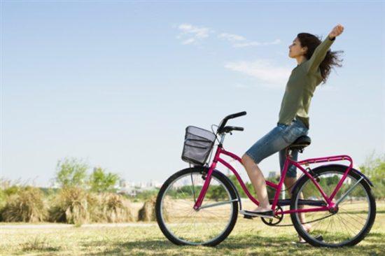 bike21 550x366 Самые простые упражнения для поддержания формы