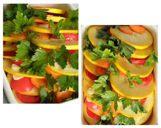 kabachki tushyonye 550x440 Лето   замечательное время для любителей плотно позавтракать.
