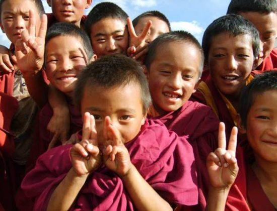 tibets 550x420 Тибетский взгляд на воспитание детей