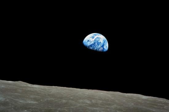 9903b14b 550x367 Голубая планета   вид из космоса