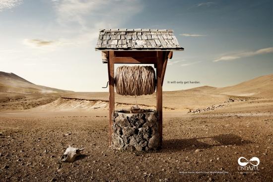 Budet tolko tyazhelee.... WWF   Берегите воду!