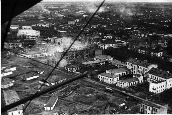 Uman berezen 1944 550x367 Украина   Родина. Улыбки разных городов. Умань.