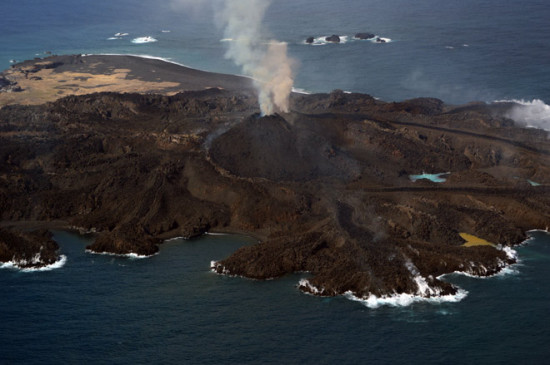 a8b47412 550x365 Япония и ее новый остров