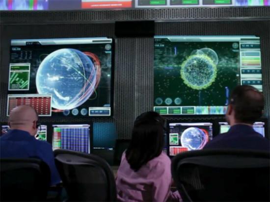 ff693144 550x412 США создают «ограду» от космического мусора