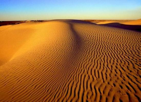 pustynya 550x398 Египет