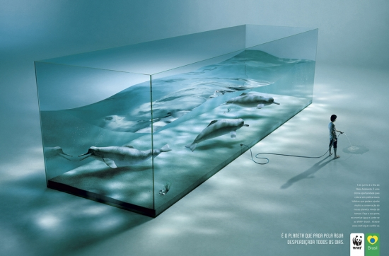 wwf part8 00 WWF   природа нуждается в рекламе. Берегите воду!
