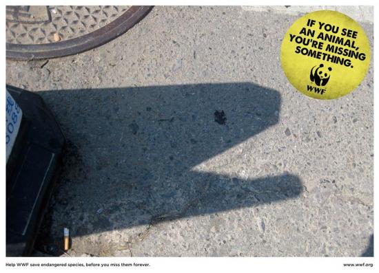 wwf part8 12 Природа нуждается в рекламе. Сопереживание